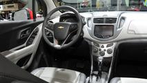 2013 Chevrolet Trax live in Paris 27.09.2012