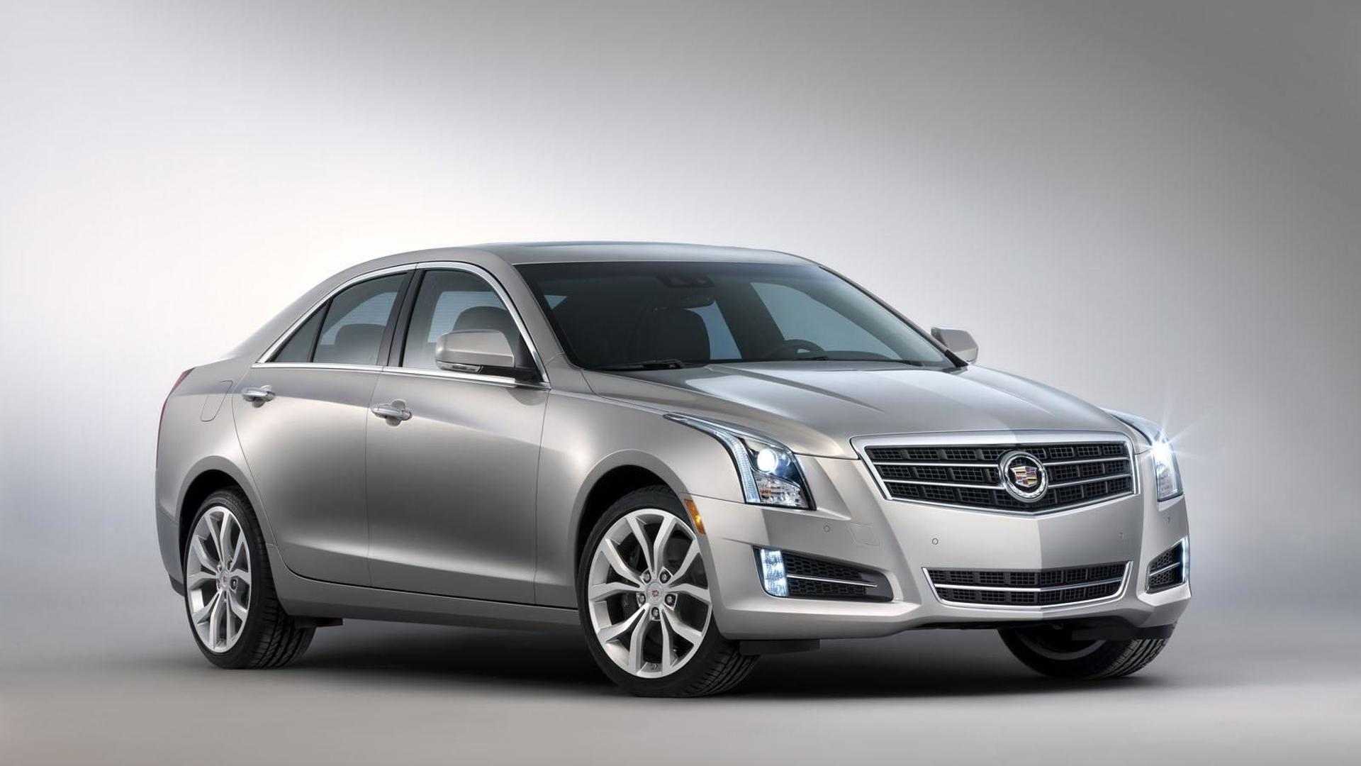 Cadillac ATS Coupe to debut in Detroit - report