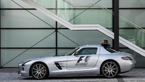Mercedes-Benz SLS AMG GT F1 Safety Car