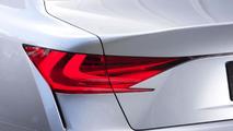 Lexus LF-Gh concept teased