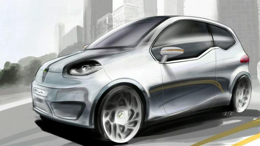 Valmet Eva Electric Vehicle Concept to Debut in Geneva