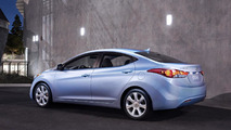 Hyundai Elantra Coupe coming to Chicago Auto Show - report