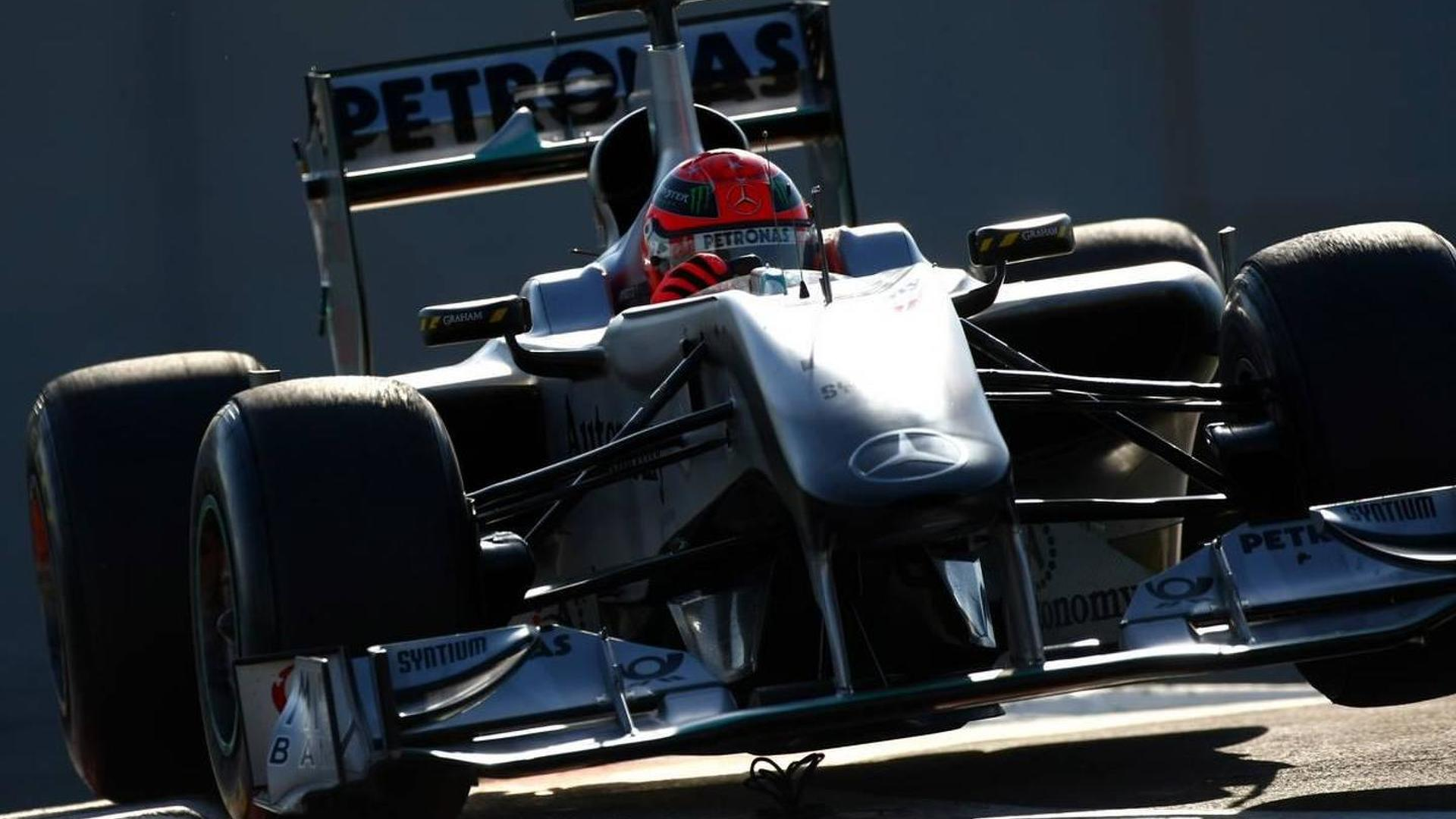 Brawn not sure Pirelli to suit Schumacher in 2011