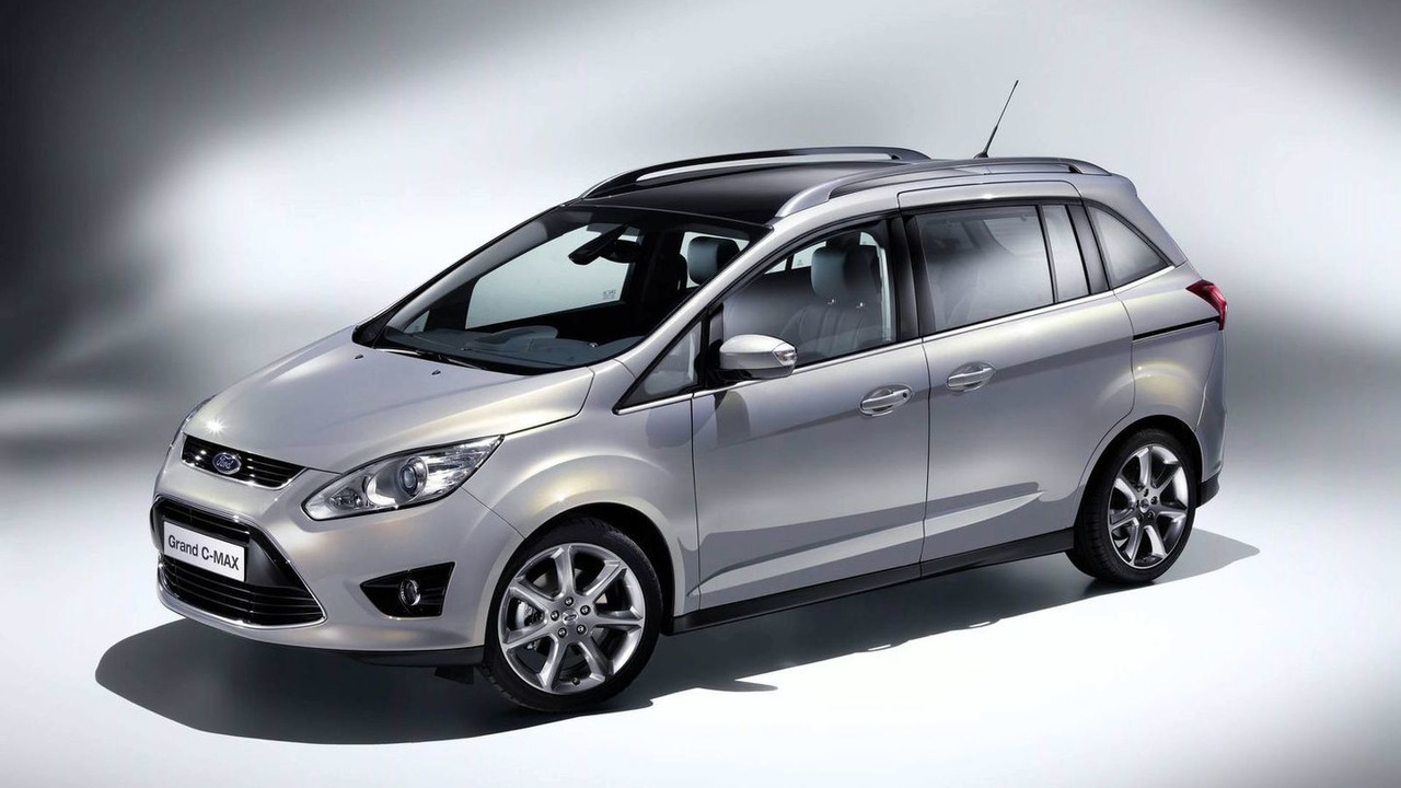 2010 Ford Grand C-Max