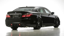 Lexus LS600h gets Black Bison Edition from Wald International