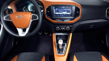 Lada Vesta & XRAY 2 concepts unveiled in Moscow