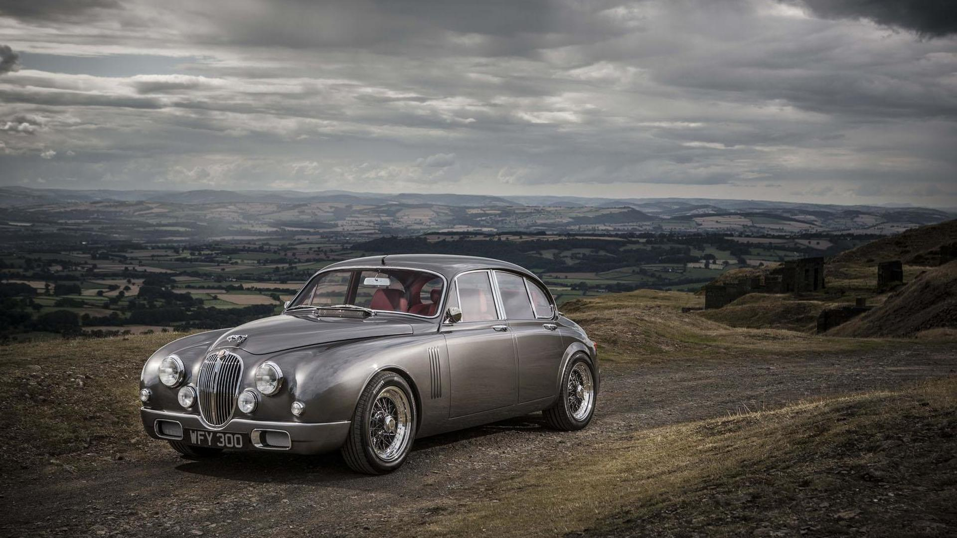 Ian Callum's restyled Jaguar Mark 2 going into limited production