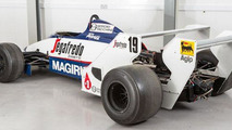 Ayrton Senna's first F1 car going up for sale