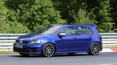 VW Golf facelift coming this March, followed shortly by R420