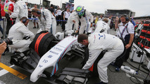 Massa has 'no fear' of rising star Bottas