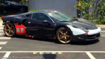 Ferrari 488 mule spotted with KERS tech, potential Speciale model