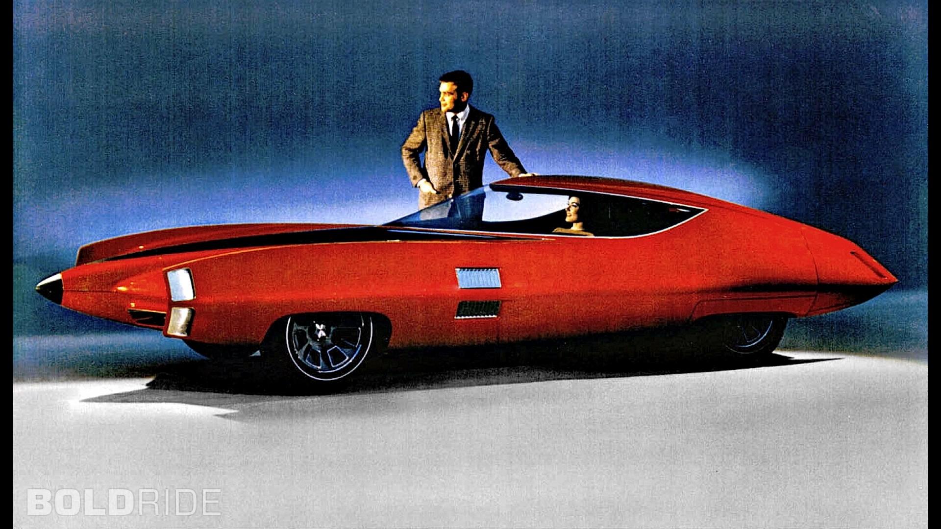 GM X Stiletto Concept