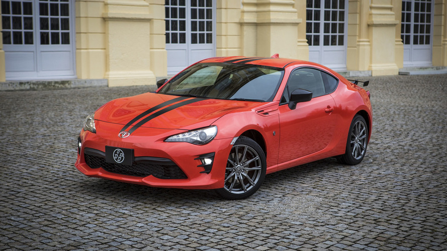 2017 Toyota 86 860 Special Edition brings more bang for the buck