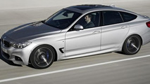 2013 BMW 3-Series GT leaked photo