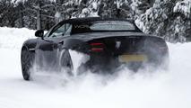 Aston Martin Vanquish Volante spy photo 15.02.2013 / Automedia
