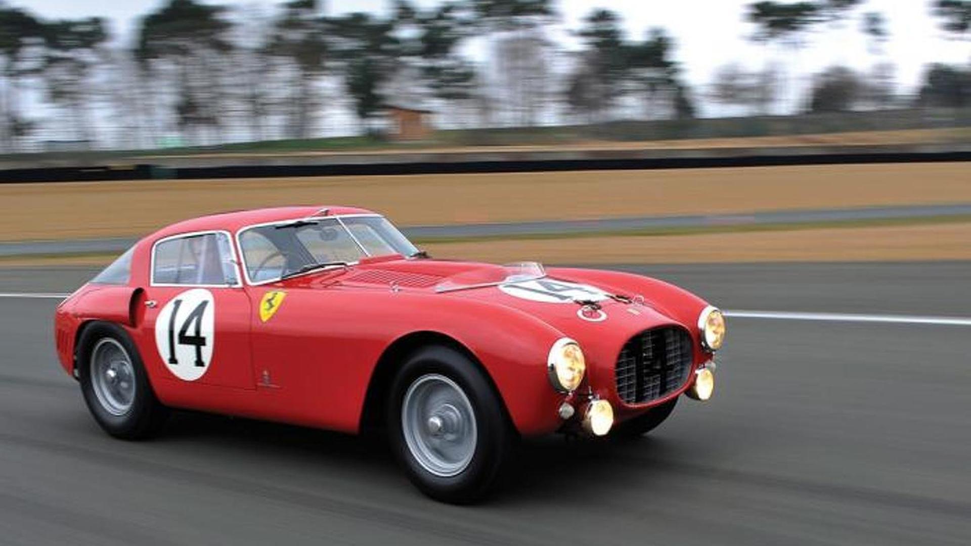 1953 Ferrari 340/375 MM Berlinetta Competizione sold for almost 10M EUR [video]