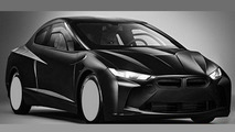 Mysterious BMW concept patent designs emerge, but what is it?