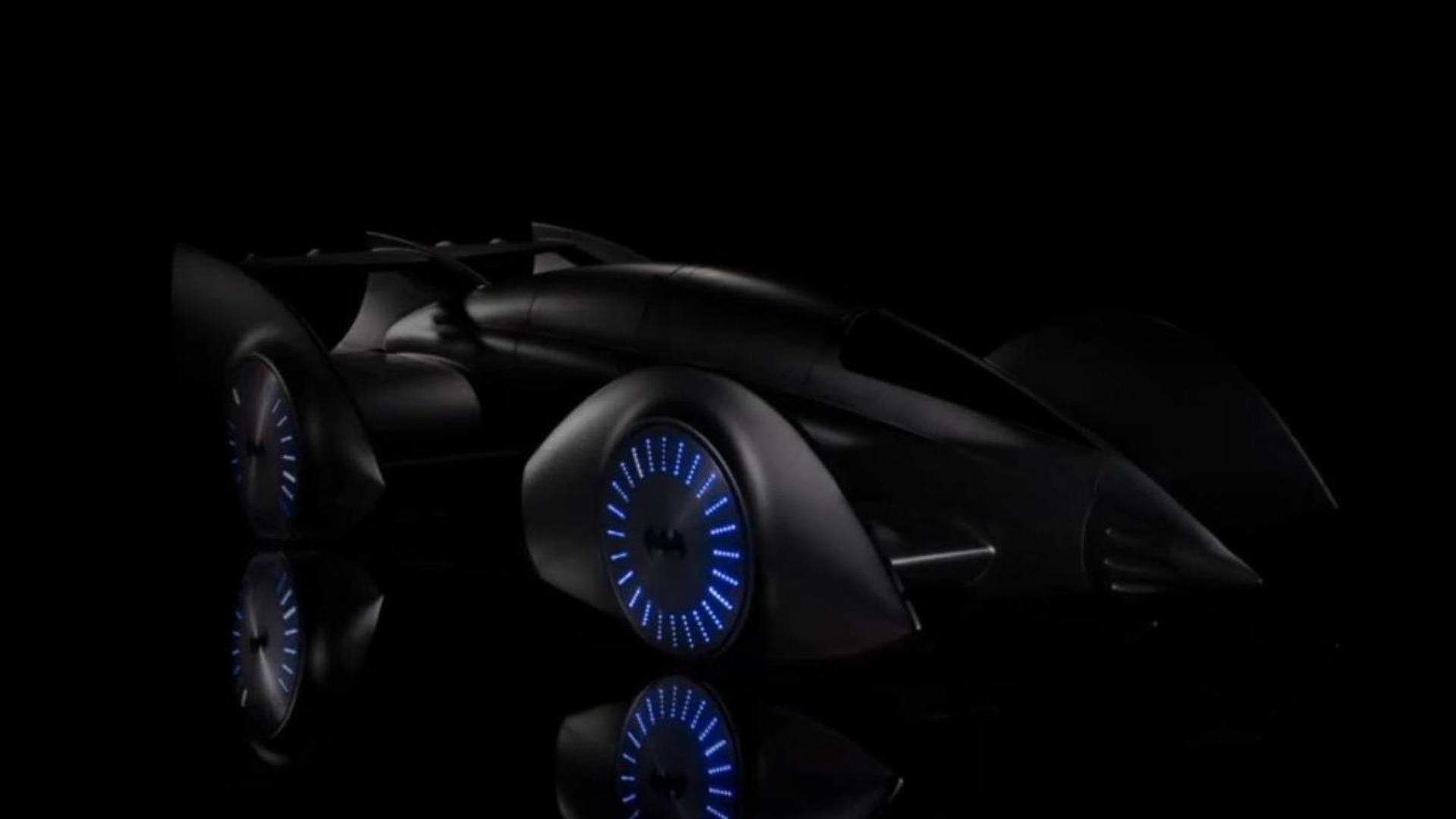 Gordon Murray envisions the Batmobile [video]