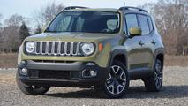 Tested: 2016 Jeep Renegade Latitude
