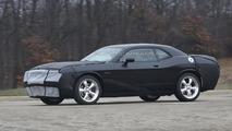 2015 Dodge Challenger spied showing more details