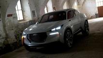 Hyundai Intrado concept unveiled with hydrogen fuel-cell powertrain