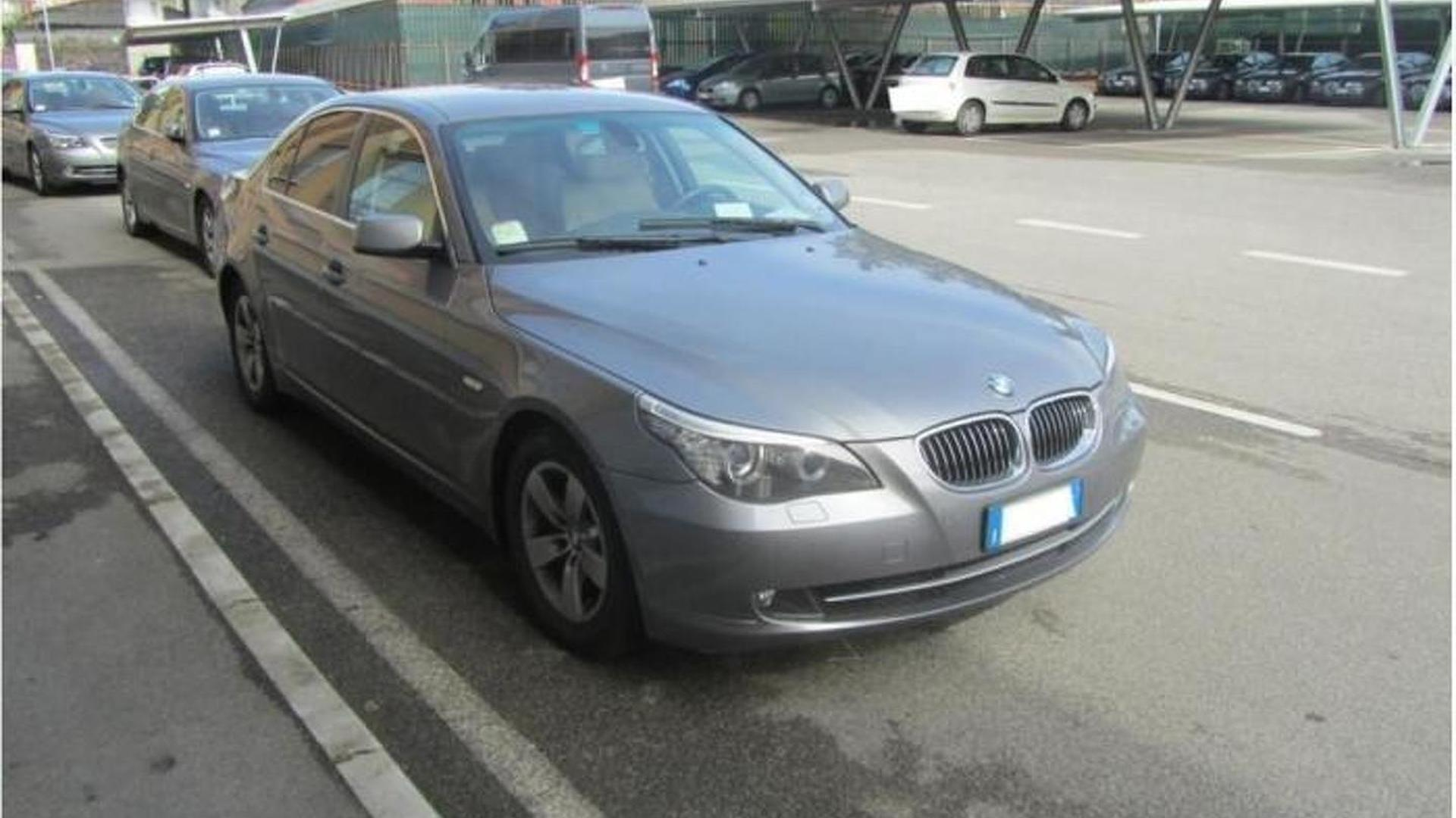 Italian government sells 151 non-essential executive cars