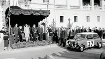 Mini and the Monte Carlo Rally