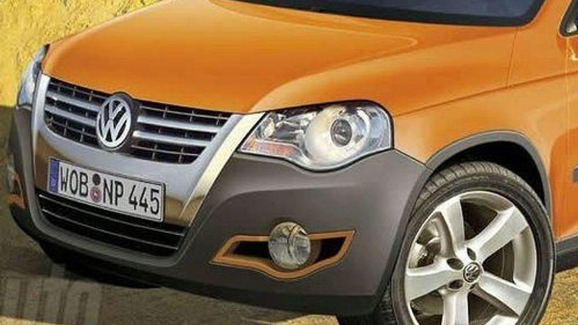 VW Polo SUV is a Go (Anywhere)