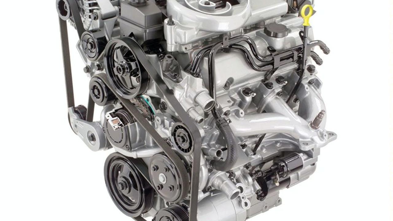 2006 Pontiac G6 engine block