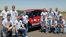 Virginia Tech Students Win GM Challenge X 2006