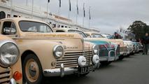 Peugeot Round Australia Re-Run