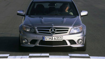 Mercedes C63 AMG Coupe in the works