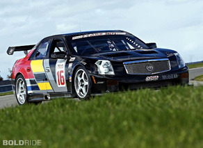 Cadillac CTS-V Race Car