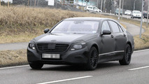2013 Mercedes-Benz S-Class to get camera-based pedestrian detection system