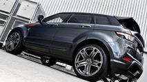 Dark Tungsten RS250 Evoque by A. Kahn Design