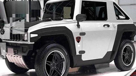 Prindiville introduces Electric Hummer