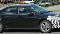 2010 Pontiac G6 Facelift spy photo