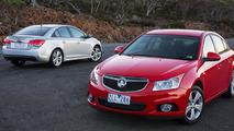 2014 Holden Cruze 15.3.2013