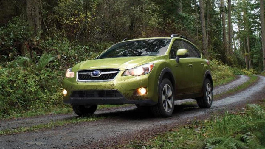 Subaru XV Crosstrek Hybrid and performance concept confirmed for New York Auto Show debut