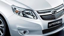 GM-SAIC Springo EV teased for Guangzhou debut