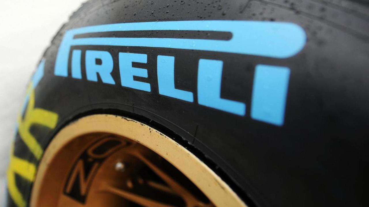 Pirelli F1 tire