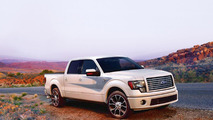Ford F-150 Harley-Davidson discontinued