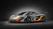 McLaren P1 GTR aims to be the best driver's car in the world on track