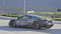 McLaren Sports Series spy photo