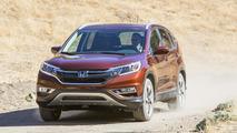 2015 Honda CR-V facelift (US-spec)