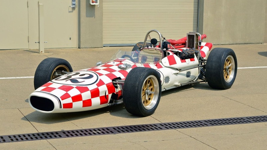 An original 1967 Indy race car is for sale on eBay