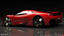 Ferrari GTE Concept by Angelo Granata
