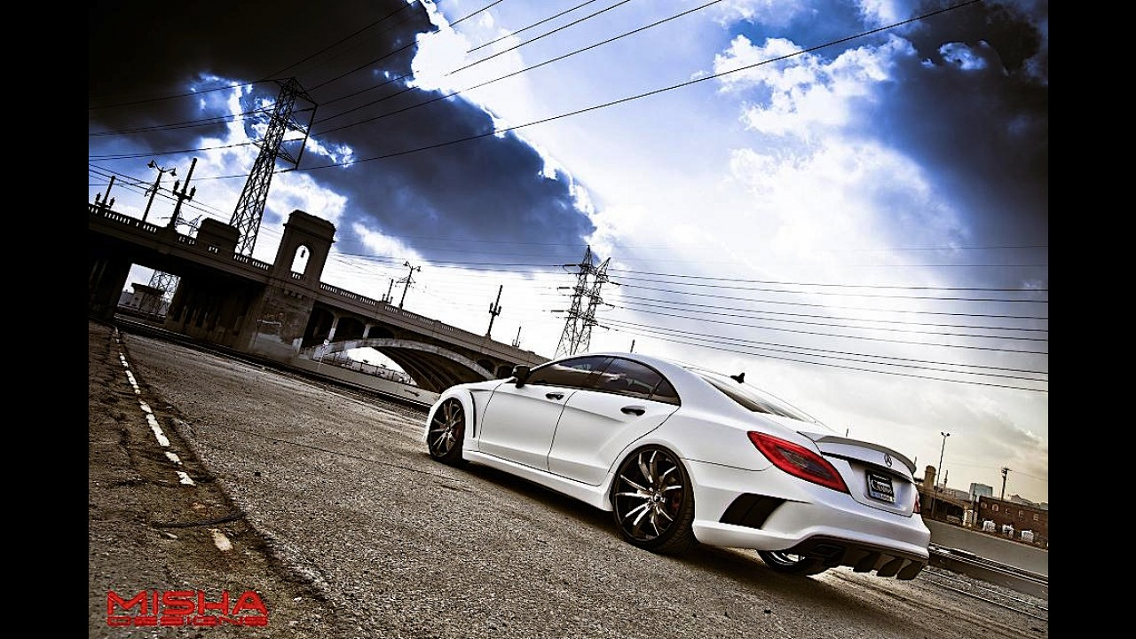 Misha Designs Mercedes-Benz CLS-M