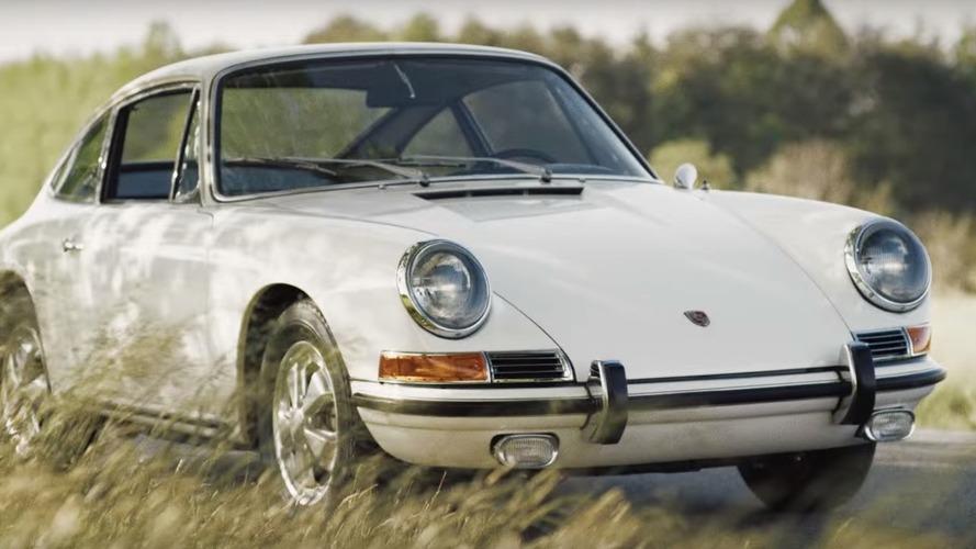 Behold this stunning all-original 1967 Porsche 911S