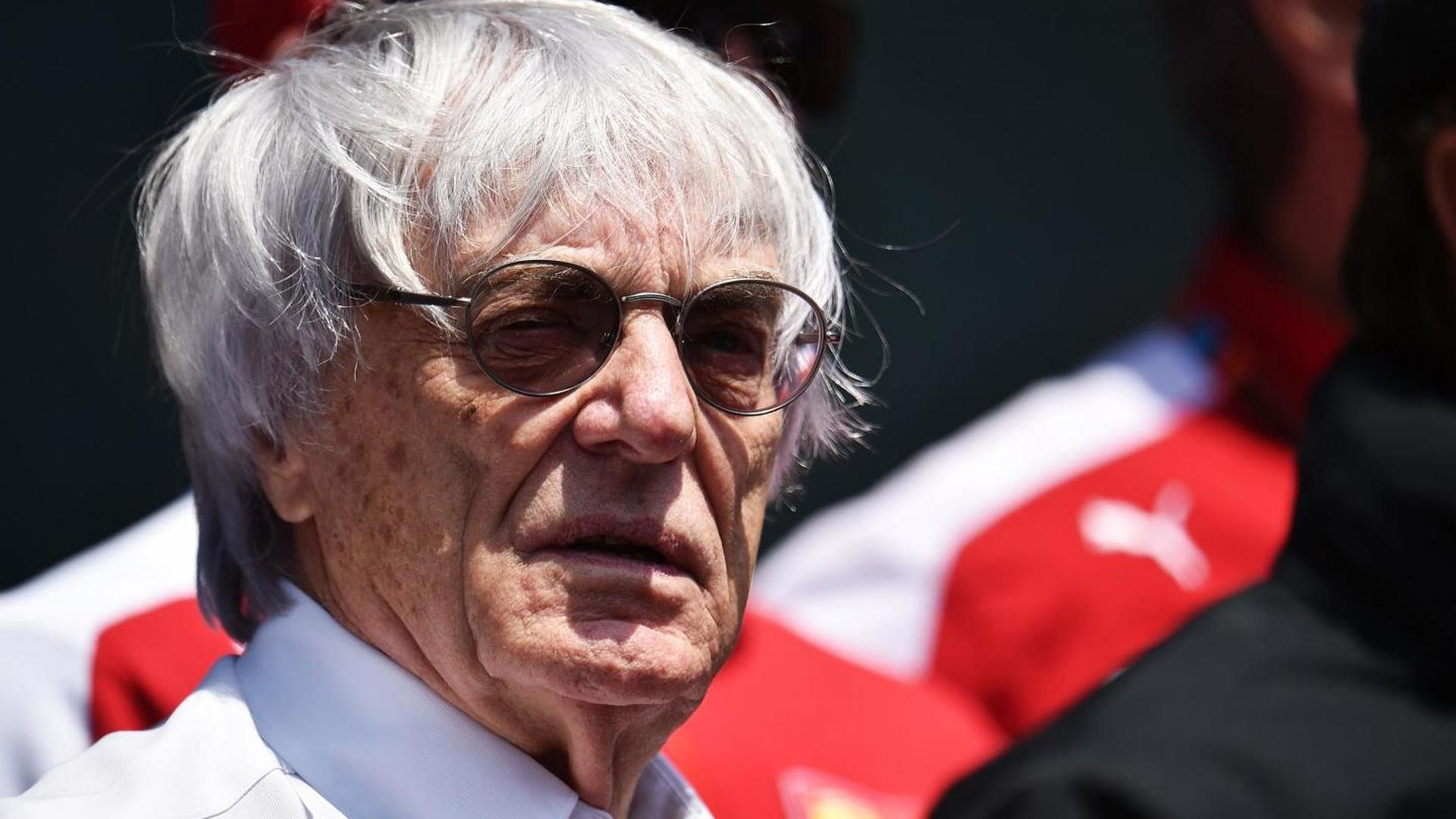 Ecclestone wants Mercedes power for entire grid
